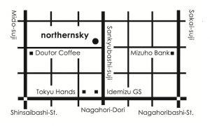 Osaka-map
